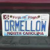 drmellow license plate