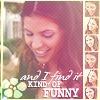 Cordelia Chase: Find it kinda funny