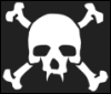 Xmortis Pirate Logo