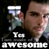 Sylar awesome