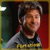John flirtatious