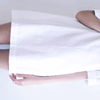 dress white and simple