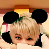 Hot sicka than y0' average: DBSK - JaeJoong with Mickey ears