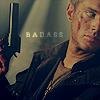 Hannah: Supernatural: Dean - Badass