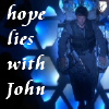 Hope lies with John