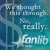 FanLib Thought -- Lavenderfrost
