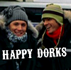 Boo: happy dorks :)