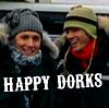 Boo: happy dorks :)