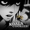 L ♪ leave me to my koala cookies