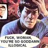 i am spock's frustration