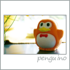 penguin -- squeeze toy