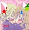 kamika_kazune: Drunk!