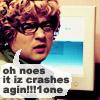 [[ ダちゃん ]] ☆★ 阿达: crash