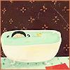 прятки в ванной