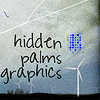 the CW's Hidden Palms Graphics Community