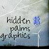 the CW's Hidden Palms Graphics Community