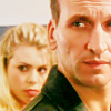 Doctor Who - Doctor/Rose // glance back