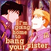 flutingfrenzy: Havoc's going home to bang your sister