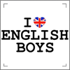 text: i heart english boys