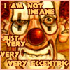 Not Insane!, Clowns