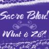 Sacre Bleu!