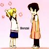 Luna: Hani & Haruhi - whee~