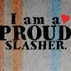 Heather: Text - Proud Slasher