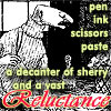 writing gorey vast reluctance