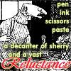 writing gorey vast reluctance
