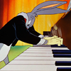 Piano Bugs Bunny