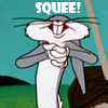 Squee Bugs Bunny