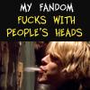 Xie: Fandom fucks - Randy tongue
