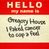 house i faked cancer to cop a feel