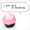 food - not muffin