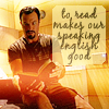 (Firefly) speaking English good