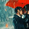 Hannah: Heroes: Peter/Simone - Rain Kiss