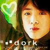 Uchi's a dork;; my dork :]