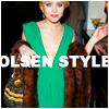 Mary-Kate→Olsen Style