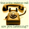 The Wakeup Call - Voices of a Generation