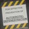 anti-defenestration