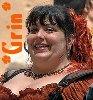 Frieda - grin