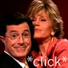 Colbert/Fonda *click*