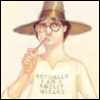 Discworld - Ponder - rocket wizard, ponder
