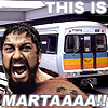 This is Marta