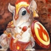 inklingobscura: Fire Mouse