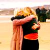 tonicangel: Dr Who // Jackie & Rose hug doomsday