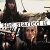 she started