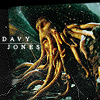 Davy Jones Fans from Pirates of the Caribbean 2&3