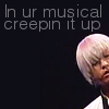 Inoue Orihime: I'm in ur musical creepin it up - Gin