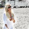 Christine: KC - Walking on the beach